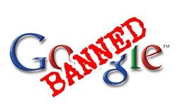 Google Banned My Website