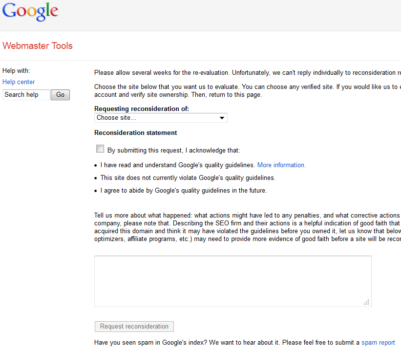 google-banned-my-website-reconsideration-request