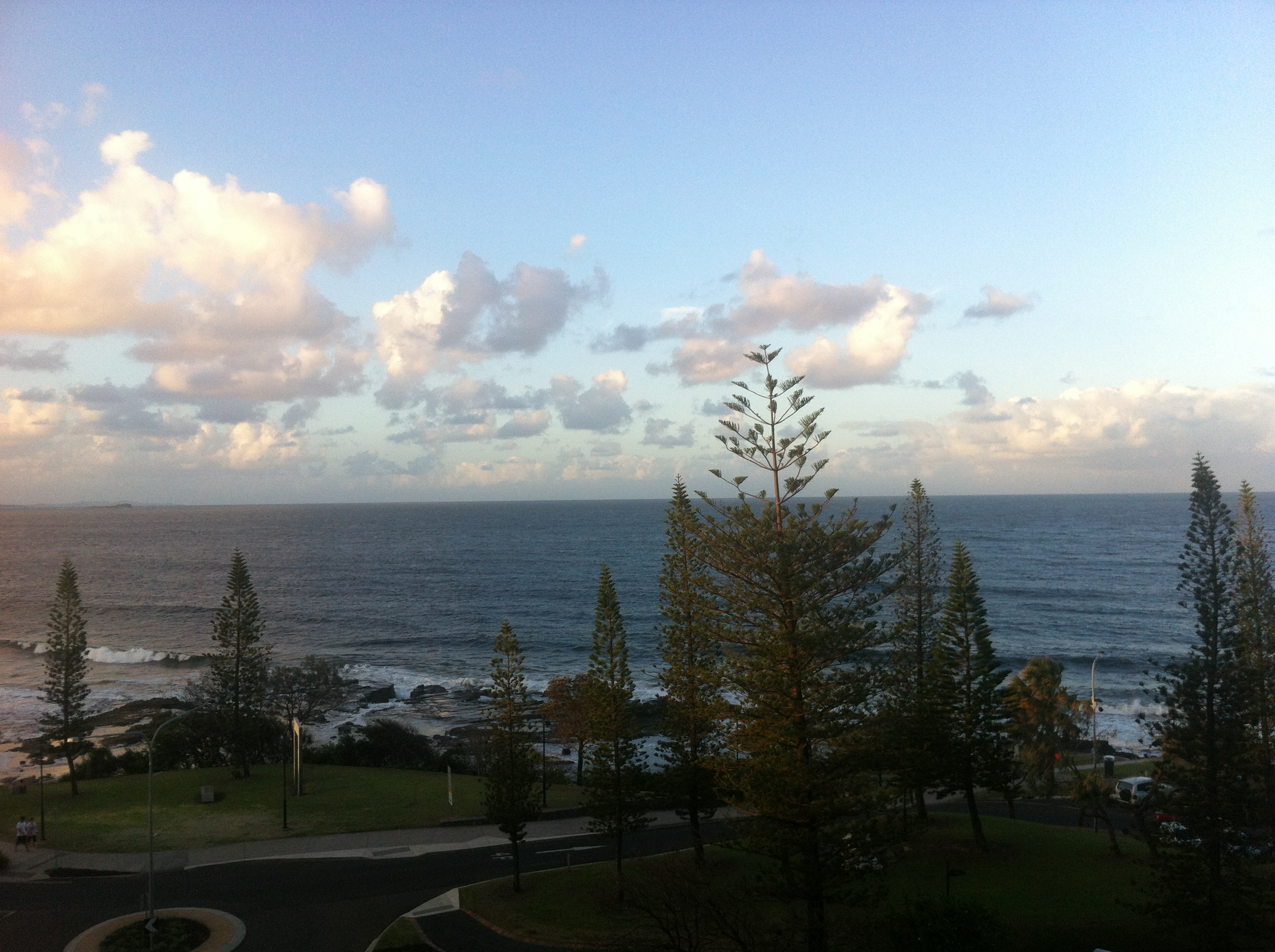 Mooloolaba QLD 2 Days later - All good :)